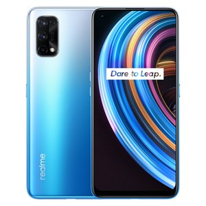 "Original Realme X7 5G Mobile Phone 6GB RAM 128GB ROM MTK 800U Octa Core Android 6.4"" Full Screen 64.0MP AI 4300mAh Fingerprint ID Cell Phone"