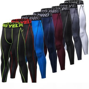 Men's GYM Leggings New Sports Tights Compression Pants Jogger Pantalones Hombre SportTrousers Sportswear Running Pants Men