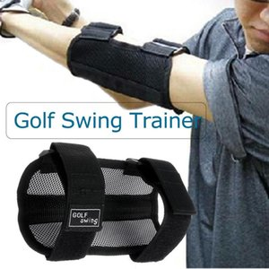 Golf Swing Training Aid Elbow Support Corrector Wrist Brace Practice Tool Suitable For Beginners Sport Aid Accessories#40