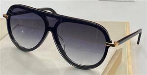 Yeni Moda Tasarım Kadın Güneş Gözlüğü Beaive I Pilot Entegre Goggles Basit ve Basit Stil UV400 Koruyucu Gözlük