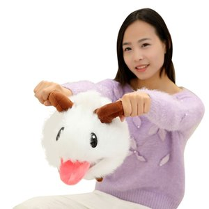 Legends LOL Toys Soft Cartoon Of Poro Cute League Poro Poro Plush 25cm*20cm Free Stuffed Dolls Dolls Shipping Tcfgr