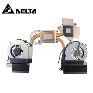 New for Envy 17 Envy 17-3000 Series cpu dual fan and heatsink SPS 689993-0011