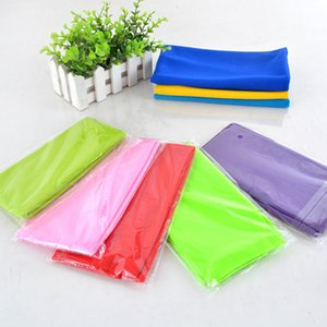 Double Layer Ice Cold Towel Sweat Summer Exercise Fitness Cool Quick Dry Soft Breathable Cooling Towel for Adult Kids 11Color 90*30cm