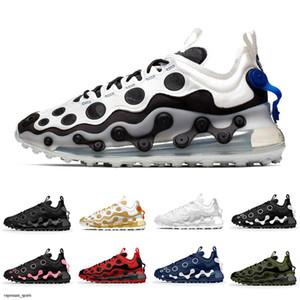720 ISPA Bubble pack ispa 72o-818 Мужская бегунная обувь Трехместный черный GS Seas Forest Clean White Aqua Cny 72s Мужские женские тренеры спортивные кроссовки