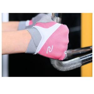 Luxury-Summer Cycling Fitness Ladies Half-Finger Equipment Thin Dumbbell Horizontal Bar Exercise Breathable Non-slip Gloves