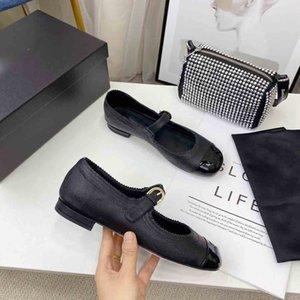 2021 New Fashion Show Mary Jane zapatos de mujer, diseño de buena calidad Mary Zhen Zapatos de mujer, diseño de primavera zapatos casuales