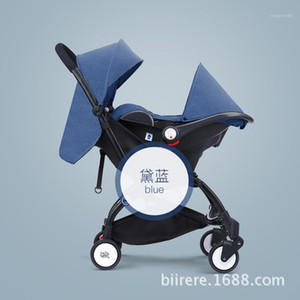 Baby Stroller Light Baby Sleeping Basket Safety Carrying Basket 3 In 1 Portable Car Seat Carriage1