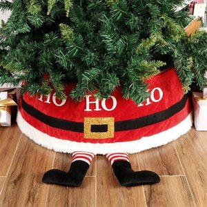 Christmas Tree Skirt Base Floor Mat Christmas Tree Decoration For Home Ornaments Decor Ornaments Base Floor Mat Cover Party