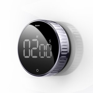 2020 New LED Digital Kitchen Timer for Cooking Study Stopwatch Alarm Clock Magnetic Electronic Cooking Countdown Time Timer