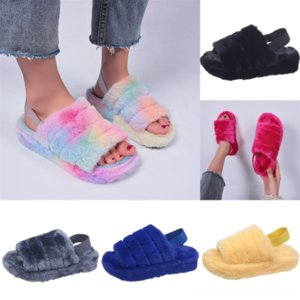 EWPCI Mulheres Rebite Chinelos de Slippers Tamanho Slides Aberto Toe Shoes Flats Glitter Efemeral Plus Designer Home Calçado Preto Slipper Outdoor