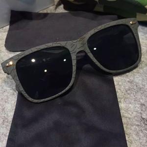 Hong Kong Chaopai Ape Head Yu Wenle с поляризованными солнцезащитные очки с облегчением стереофонические солнцезащитные очки для мужчин и женщин