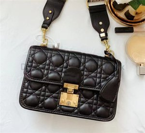 Top Quality Luxurys Moda Mulheres Flap Bolsas De Ombro Designers Senhoras Bolsas Lady Chains Crossbody Bag 2021 Novo Saco De Couro Genuíno