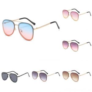 Rimless Polarized high quality With Gold c glasses Sunglasses Luxury Retro Mens Sun Square CSun Fashion Glasses Brand C Eyewear C Glass Plat