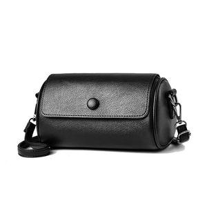 Round Bucket Womens Bags High Handbags Purses Leather Shoulder Fashion Small Designers Crossbody Quality Genuine Graceful Bag Luxurys Jomck