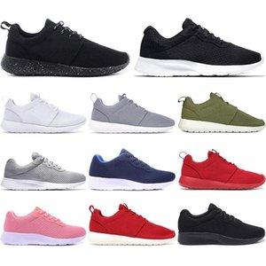 Ücretsiz Çorap Tanjun 1 .0 3 .0 Koşu Ayakkabıları Erkek Kadın Siyah Beyaz Kırmızı Gri Nefes Londra Olimpiyat Spor Sneakers Erkek Eğitmenler 36 -
