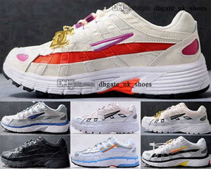 Donne Big Kid Boys EUR 11 Mens P-6000 CNCT Fashion Running Trainers Size US 45 P 6000 Sneakers Runners Men 5 Casual Shoes 35 Bianco con scatola