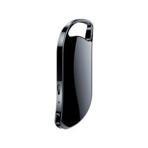 تسجيل صوتي رقمي V11 سلسلة المفاتيح التسجيل المنشطة محرك أقراص فلاش USB الفضة الصوت dictaphone مشغل mp3 المحمولة