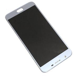 2020 orijinal 5.5 LCD Ekran Samsung Galaxy J7 2018 J737 J7V ile parlaklık ayarlanabilir