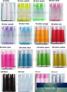 1000 Pcs lot Plastic Lipstick Tube 5g, 5ml Lip Balm Tube, Empty Lip Stick Tube, Lipstick Container for Cosmetic Packing