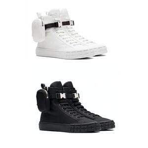 Дизайнерские туфли колеса Re-нейлоновые кроссовки для мужчин для мужчин женщин боевые ботинки с сумкой белый черный плоский ткань платформы обувь с коробкой 260
