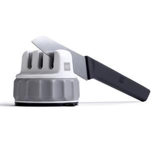 Originale Xiaomiyoupin HuoHou Mini per affilare i coltelli ABS a una mano affilatura Super aspirazione della cucina Temperino Strumento 61 * 73 millimetri