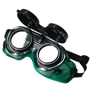 Flip-Up Soldering Durable Safety Lenses Welding Glasses Adjustable Goggles Brazing Two Layers Eyes Protection Industrial Cutting
