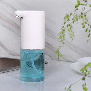 Automatic Soap Dispenser Wall Mount Hand Washer Pump Bottle for Bathroom School Kitchen Bathroom Accessories Set