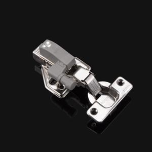 Capteur d'intelligence du placard Capteur de capteur LED Pression hydraulique Éclairage Charnière Lampe d'armoire Porte Lampes à induction Accueil Chaud Sale 1 17xs F2