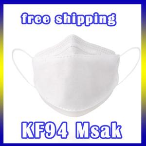 Hohe Qualität KF94 Erwachsene und Kindermaske Großhandel und Einzelhandel Willkommen beim Kaufen willow-förmiger Schwarzweiss für Luftschutzhygiene
