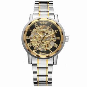 Winner T-Winner Manual Relógio mecânico dos homens 2021OET