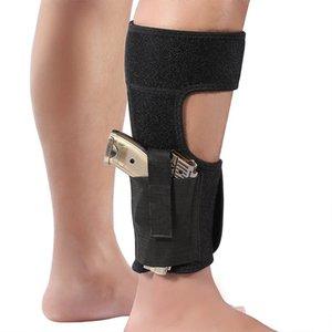 Concetto universale Tactical Regolabile Carry Gamba della caviglia Pistol Pistole Pistola Holster Esterni Gear Padded Strap Gun Sacchetti