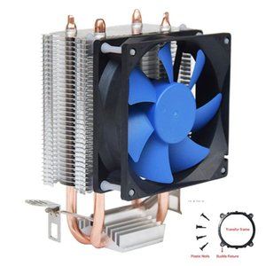 80mm fan CPU Cooler water cooling radiator copper heatsink PC cooling for the Processor AM3+ AM4 computer tower cooler