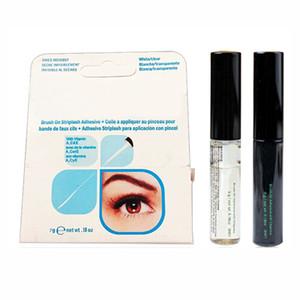 Varış Kirpik Yapıştırıcılar Göz Kirpik Tutkal Fırça-On Yapıştırıcılar Vitaminler Beyaz / Şeffaf / Siyah / 5g Yeni Ambalaj Makyaj Aracı DHL Dükkanı