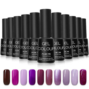 Gel Nail Polish Gel UV Soak off Lacquer Polish 7ml Long Lasting Nail Art Glue vernis Semi Permanent uv led