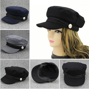 Newly Women Autumn Beret Soft Warm Vintage Chic Classic Female Hat for Winter1