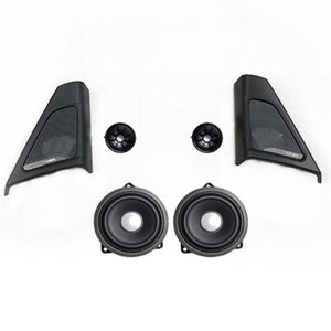 Высококачественные чехлы Tweeter для F10 / F11 / F18 5Series Downeries Audio Trumpet Head Treble Динамик Материал оригинальной модели F Автомобиль