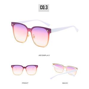 선글라스 Tidien 2021 레트로 패션 여성 브랜드 디자인 럭셔리 프레임 빈티지 oculos 숙 녀 미러 여름 다이빙 스퀘어 2077