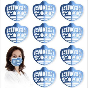 Maske Braketi Biden Tasarımcılar Yüz Maskesi Braketi Ağız Ayrı İç Standı Tutucu Nefes Maskeleri İç Destek Çerçeve Maskeleri Aracı FWC3897