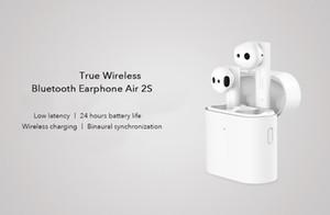 AUTODOTS PRO 2S TRUE Wireless Kopfhörer TWS Kopfhörer MI Airdots 2s LHDC Tap Control Dual Mic Enc Wireless Ladegerät