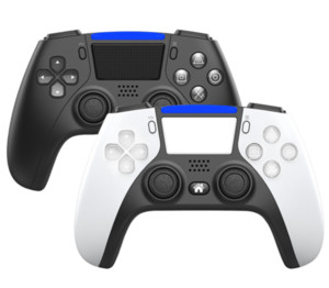 Беспроводной контроллер New Edition для PS4 Elite / PC / Android Mobile Phone Game USB Контроллер Применим для видеоигры