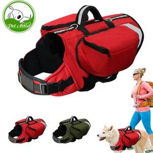 Mochila Perro Mascota, Arns Viaje, Camping, Senderismo, Mochila, Bolsa de Silln Para Perros Medianos y Grandes