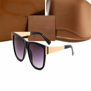 Top quality sunglasses men women sun glasses real Frame material with glass lenses Male g̴ucci sunglass