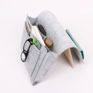 Ready Stock Bedside Storage Organizer Bed Bag Sofa Container Hanging Caddy Couch Storage Organizer Bed Holder Pockets