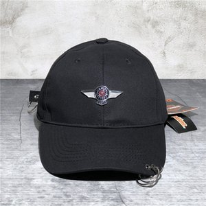 High quality Pointed baseball Harley wash baseball hole cap cotton peaked cap for men