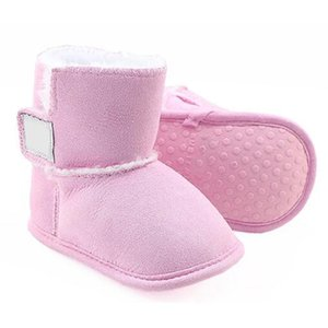 INS Winter classic toddler boots baby toddler shoes male baby female baby comfortable warm boots 0-18M A180