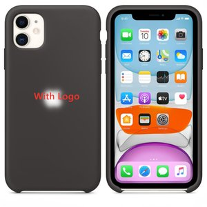 With Official Silicone Case For iphone 12 11 Pro X XS MAX XR 7 8 6S 6 Plus phone Case for Apple iphone 12 mini 12 Cover