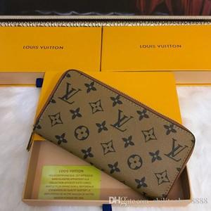 2021LVLOUISVUİTTONBag Long Wallets Luxurys High Quality Designers Shoulder Bag Tothe Handbags Bags