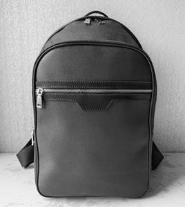 2020 Student Backpack Mens Female Backpack Hot Brand Double Shoulder Bags Male School Bags Leather Shoulder Bag Computer Bag