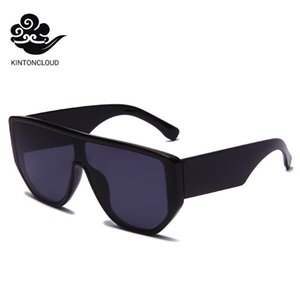 Fashion Glasses uv400 Sun Glasses Women Lady Sunglasses One Piece Lens Sunglasses