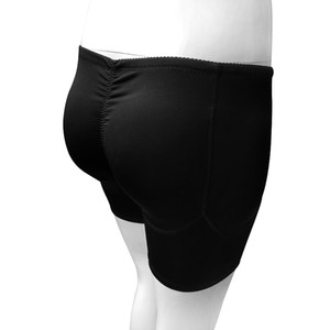 Hip Padded Men Fake Ass Butt Lifter Boxer Underwear Sexy Control Slimming Shapewear Body Shaper Male Shorts Panties